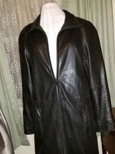 Worthington lambskin jacket size M